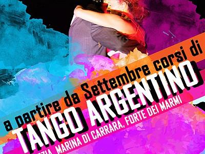 Iniziano i nuovi corsi di Tango Argentino 2019-2020