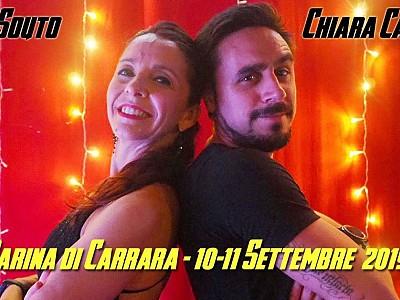 10-11 Settembre 2019: Stage con Eloy Souto e Chiara Capovani