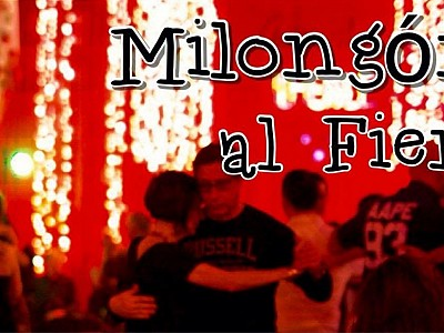 Giovedì 1 giugno: Ultimo Milongón Al Fienile della stagione - Dj Flavio Zizzu