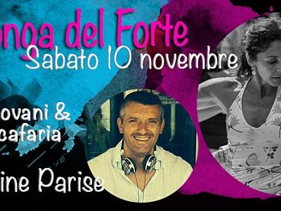 Sabato 10 Novembre: Inaugurazione La Milonga del Forte + Show! Tj Paris