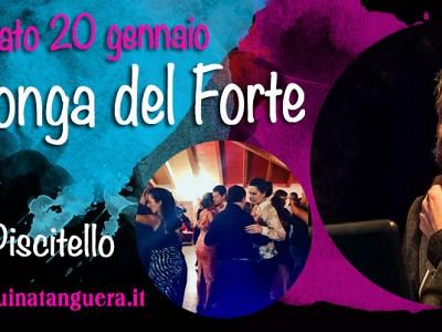 Sabato 20 Gennaio La Milonga del Forte - Dj Sergio Piscitello
