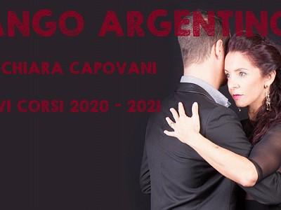 Al via i corsi di Tango Argentino 2020-2021